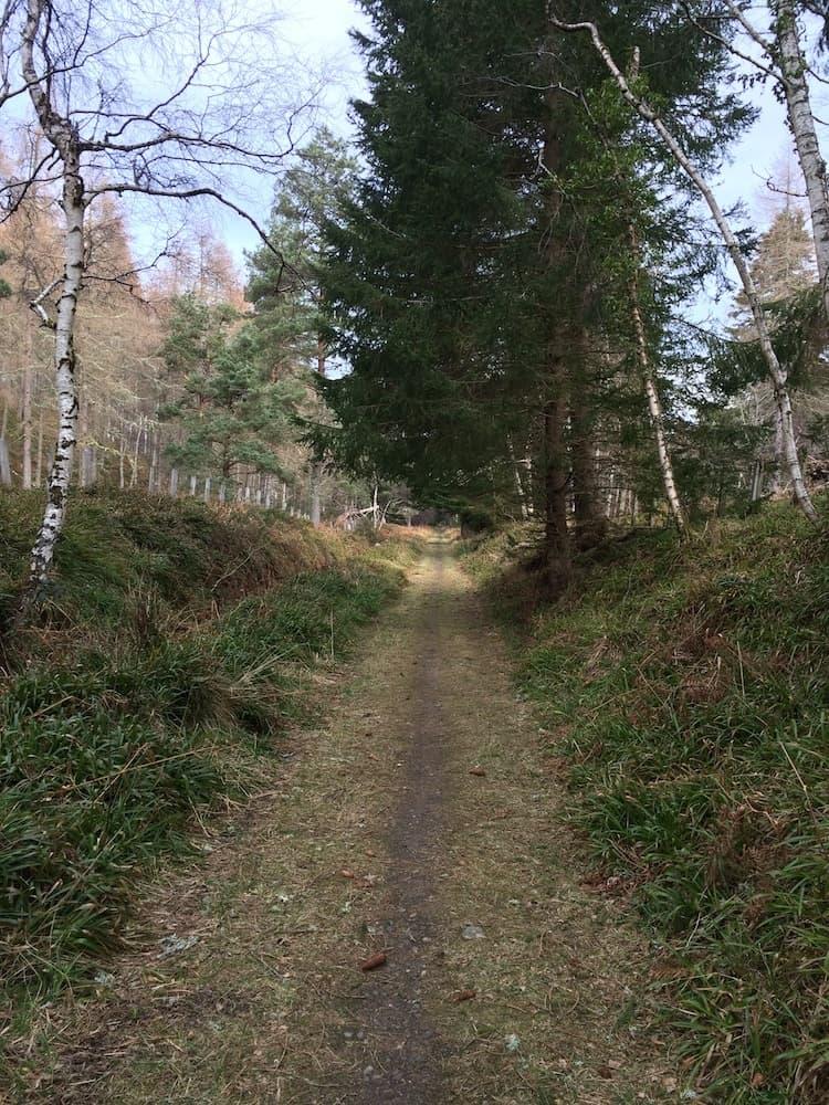 Walking the Dava Way
